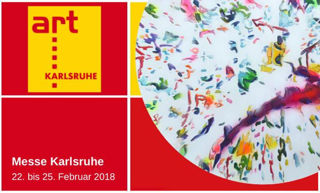 Art Karlsruhe - 22.2. - 25.2.2018