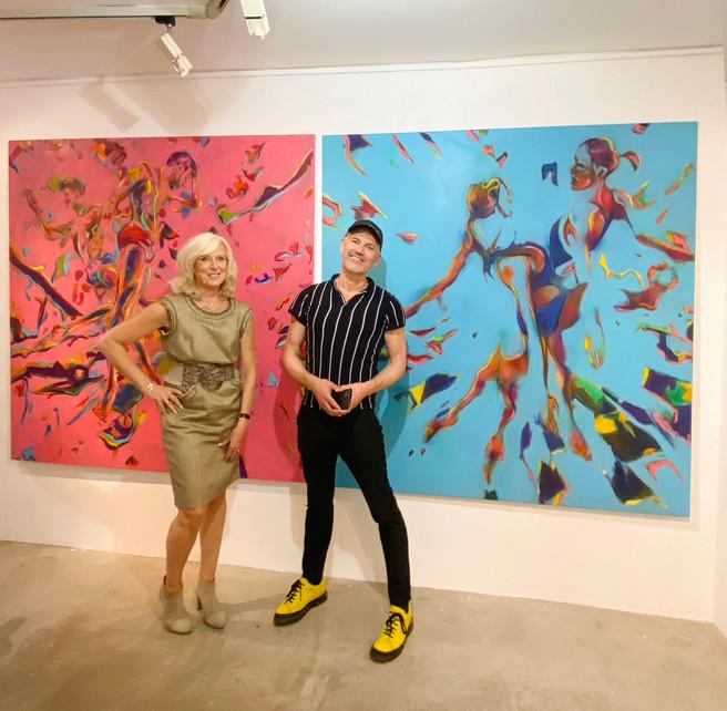 Power on! Summertime at Art Galerie 7