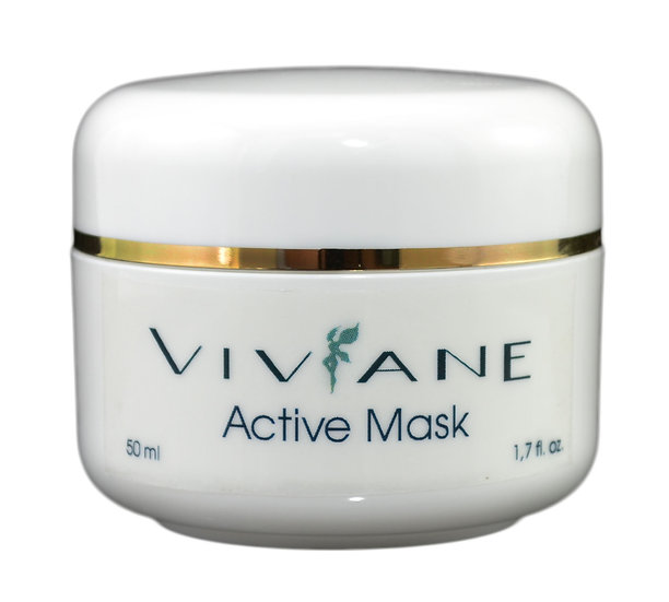 Active Mask With Green Argil   250 ml