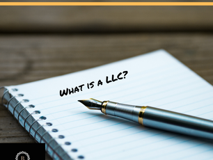 WHAT IS WEDNESDAY: LLC