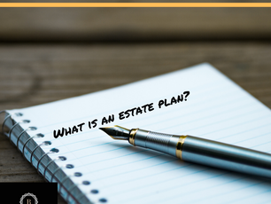WHAT IS WEDNESDAY: ESTATE PLANNING