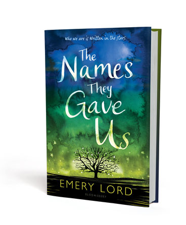 The Names They Gave Us by Emery Lord