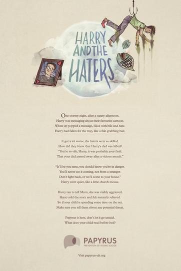 Papyrus UK's 'Bedtime Stories' (2/4)