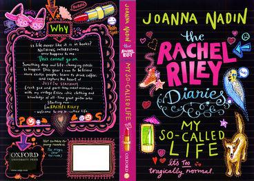 The Rachel Riley Diaries: My (So-Called) Life