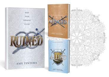 Amy Tintera's Ruined Trilogy