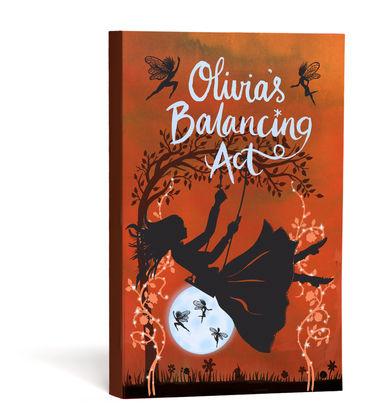 The Olivia Stories: Olivia's Balancing Act