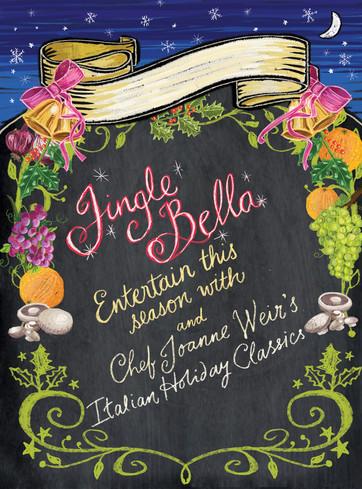 Bella Sera Holiday campaign