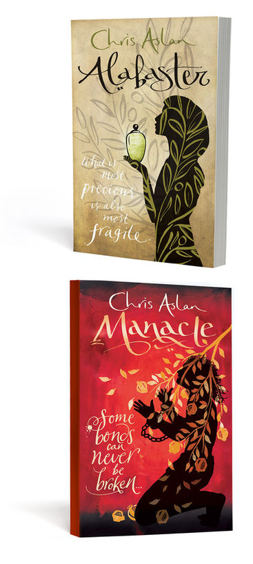 Alabaster and Manacle by Chris Aslan
