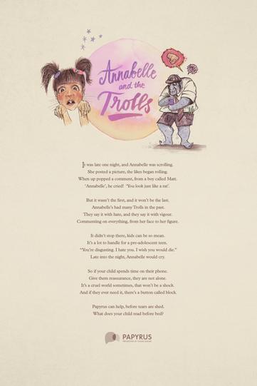 Papyrus UK's 'Bedtime Stories' (1/4)