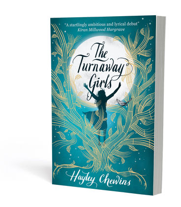 The Turnaway Girls by Hayley Chewins (UK edition)
