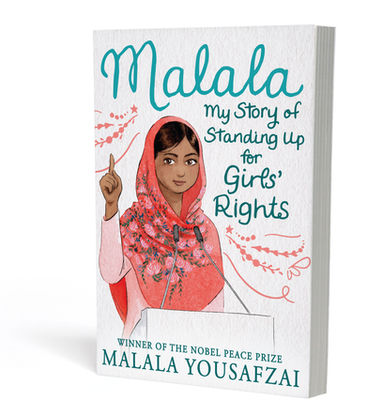 Malala's Chapter Book