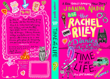 The Rachel Riley Diaries: The Time Of My Life