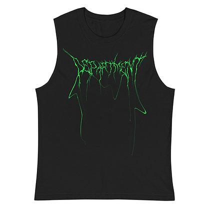 Devy Mortals Department Muscle Shirt