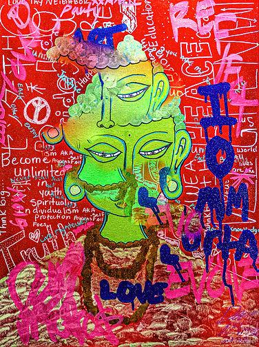 Retro Buddha By Devy Mortals.jpg