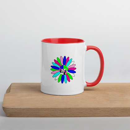 Devy Mug with Multi- Colored