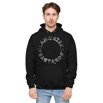 Devy mortals Glamorized Bastards Unisex fleece hoodie