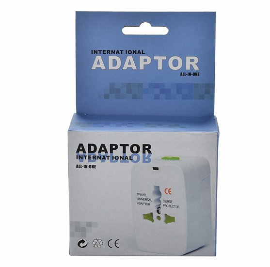 International Adaptor All in one