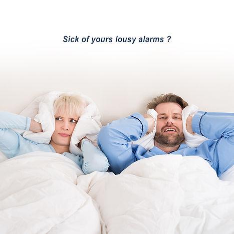 Reduce99% of false alarms