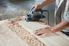 wood finisher