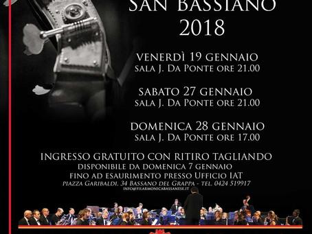 Concerto di San Bassiano 2018