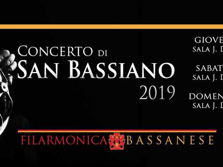 Concerto San Bassiano 2019