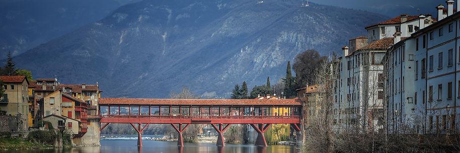 Ponte vecchio Bassano del Grappa