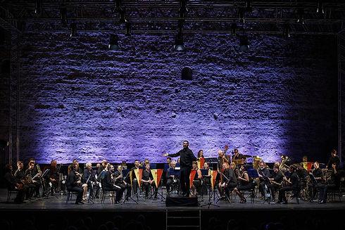 Concerto al teatro tito gobbi flarmonica Bassanese