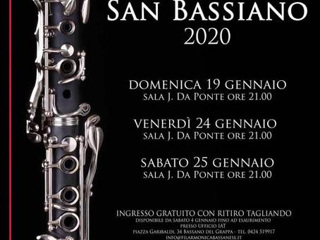 Concerto San Bassiano 2020