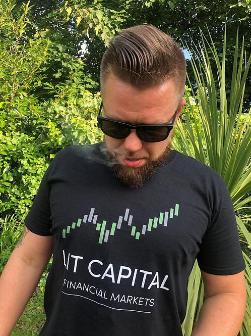 Unisex Lit Capital T-Shirt