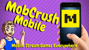 Mobcrush Mobile - How to Stream Mobile Games to Twitch!