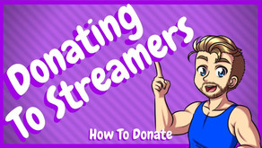 How to Donate on Twitch!