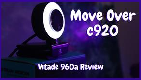 Better Than Logitech c920? Vitade 960a Camera Review!