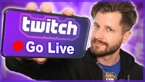 Mobile Stream To Twitch From iPhone & Android - New Twitch App Update!