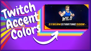 How To Change Twitch Profile Accent Colors