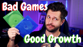 How To Gain MORE Viewers By Streaming Bad Games!