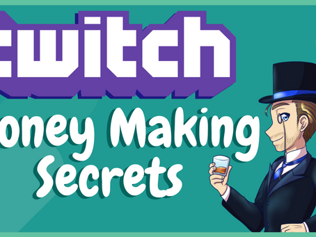 How To Make Money On Twitch 2019!
