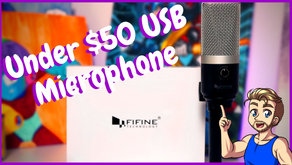 Fifine K670 Review - Budget USB Microphone Under 50?