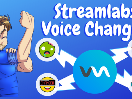 Voice Filters for Streamlabs OBS - Voicemod App Tutorial