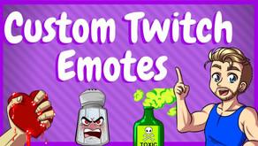 How To Get Custom Twitch Emotes!