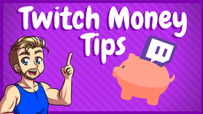 How To Spend Your First Twitch Pay Check!