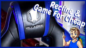 The Best Cheap Gaming Chair On Amazon RIGHT NOW! Killabee 9015 Review!