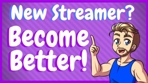 Twitch Tips For New Streamers