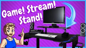 Respawn 3010 Gaming Desk - Best Budget Standing Desk For Gaming