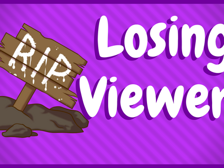 Why You Will Lose Viewers Really Soon!