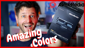 Best 1080p Camera For Under 100? - AVermedia CAM 313 Review!