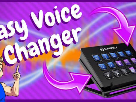 VoiceMod, Easy Voice Changer For Streaming!