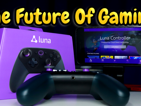 Best Cloud Gaming System Right Now - Amazon Luna Review!