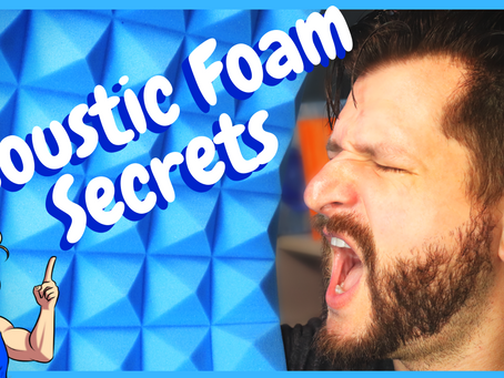 Need To Know Acoustic Foam Tips For Content Creators - Arrowzoom