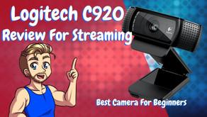 Logitech c920 Review