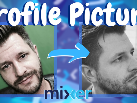 How To Change Your Profile Picture On Mixer 2020  - Mixer Quick Tip!